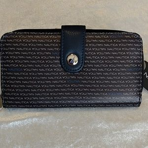 Nautica Clutch Wallet